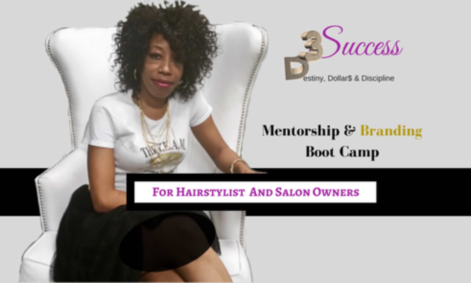 Helping Salon Owners and Hairstylist Profit In Their Business, Mindset & Personal Development