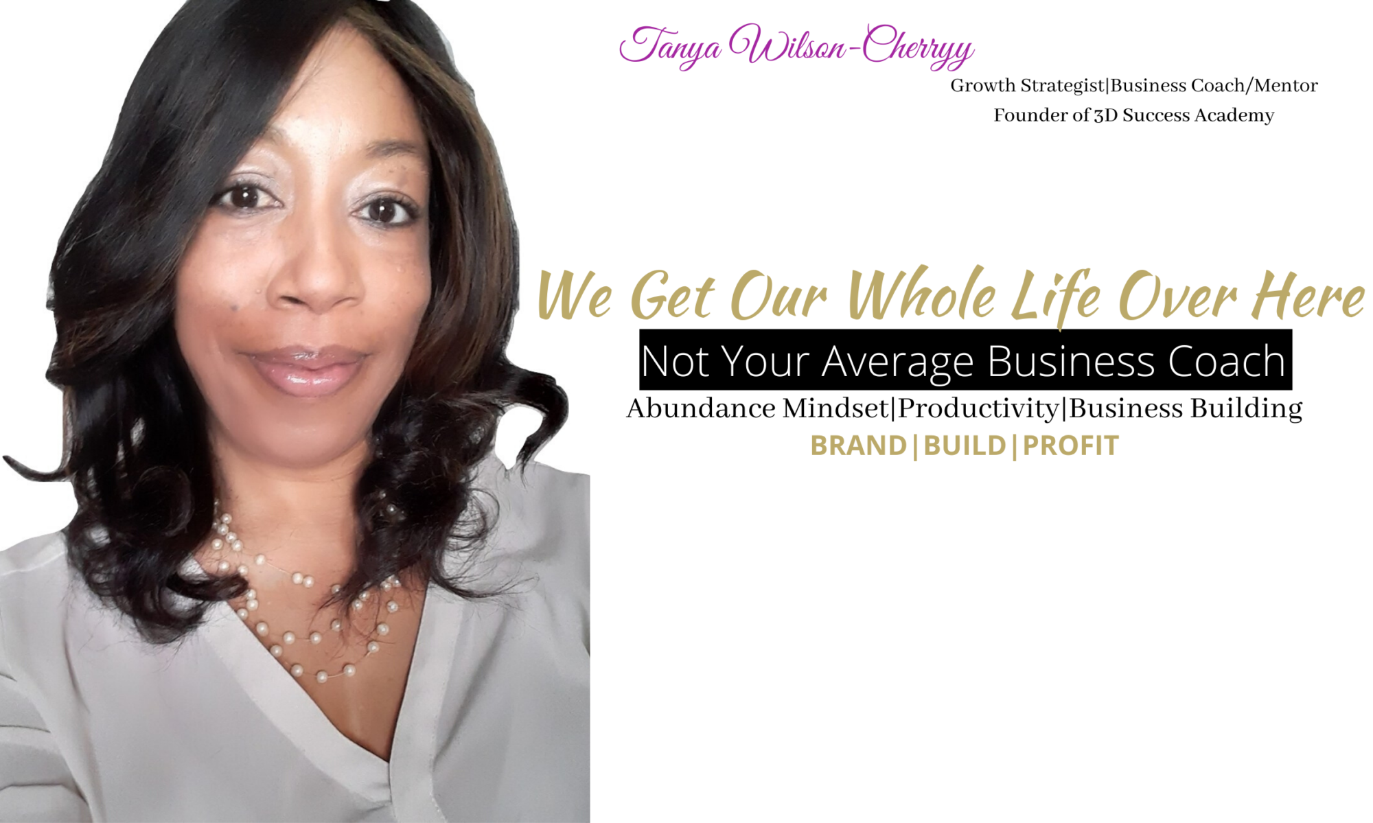 Where Women Grow their Business Brands and Life and uplevel their Faith!